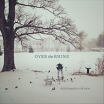 Over the Rhine - Blood Oranges in the Snow [Vinyl] USA import