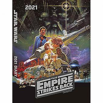 Star Wars A5 Diary 2021