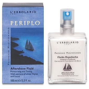 L'Erbolario Aftershave Lotion Periplo 100 ml