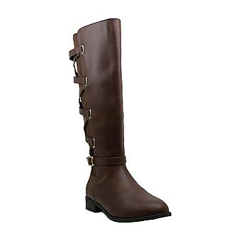 Thalia Sodi Womens Veronika Closed Toe Knee High Riding Boots