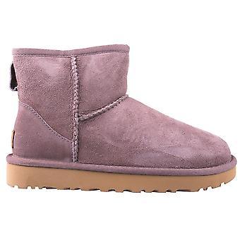 UGG Classic Mini II Stormig Grå 1016222 universella vinter kvinnor skor