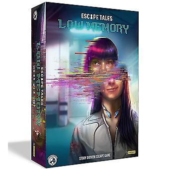 Escape Tales Faible mémoire