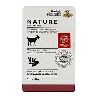Canus Goats Milk Bar Soap, Shea Butter 5 oz