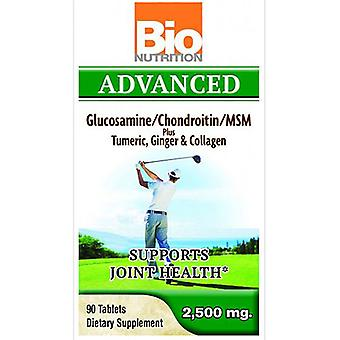 Bio Nutrition Inc Advance Glucosamiini, 90 Tabs