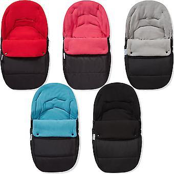 Universal Premium Car Seat Footmuff / Cosy Toes