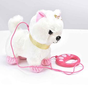 Robot Sound Control, Interactive Dog Electronic Plush Puppy Toy