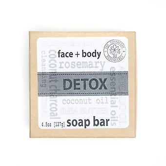 Aromatheraphy Detox Coco Charcoal Face & Vegan Body Soap