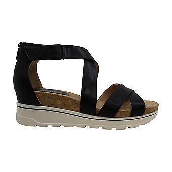 Adrienne Vittadini Femeiăs Pantofi Chita Open Toe Casual Sandale Cu bretele
