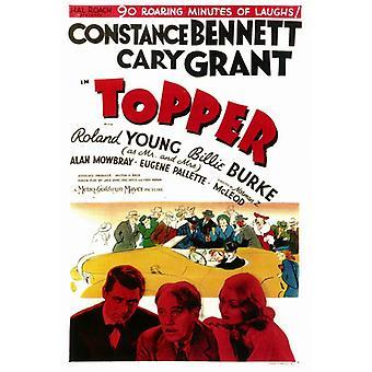 Topper Movie Poster Print (27 x 40)