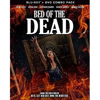 Bed Of The Dead [Blu-ray] Usa tuonti
