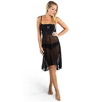 Robe de Athena Beach · · · Panos · 12456 noir Emporio ·