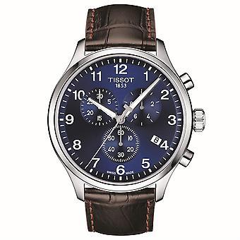 Tissot T116.617.16.047.00 Chronograph Blue Dial Miehet's Watch