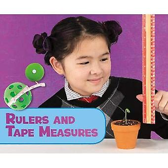Rulers and Tape Measures (Science Tools)