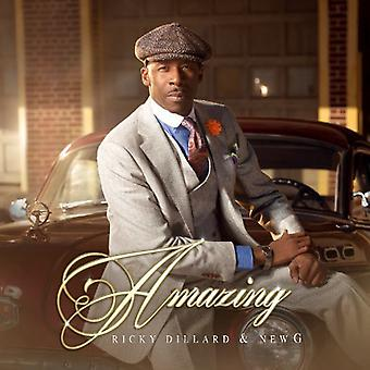 Ricky Dillard - Amazing [CD] USA import