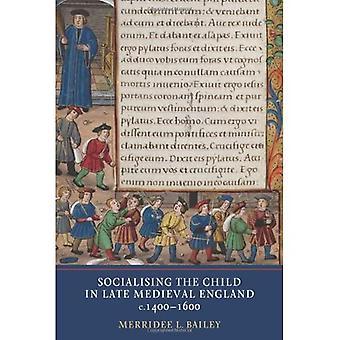 Lapsen seurustelu myöhäisessä keskiajalla Englannissa, N. 1400-1600