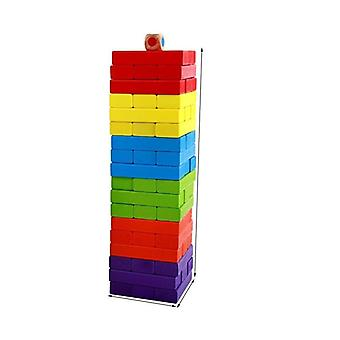 Mini Wooden Jenga Building Block Toy