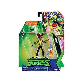 The Rise of The TMNT Basic Action Figure - APRIL O NEIL