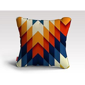 Graphic pattern (8) cushion/pillow