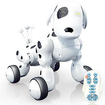 Remote Control Robot Dog Electronic Intelligent Toy, Smart Wireless Rc Pet