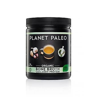 Planet Paleo Organic Bone Broth Collagen Protein Herbal Defence 450g (PP2006)