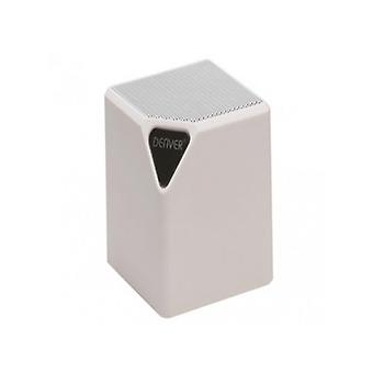 Denver Electronics BTL-31 White portable bluetooth speakers