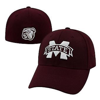 Mississippin osavaltion Bulldogs NCAA TOW Premium Collection -muisti sopii hattuun
