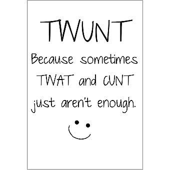 Twunt When Tw't And C'nt Just Aren't Enough Wine Bottle Label Twunt When Tw't And C'nt Just Aren't Enough Wine Bottle Label Twunt When Tw't And C'nt Just Aren't Enough Wine Bottle Label Twu