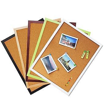 Bulletin Cork Memo Foto's Pin Cork Message Boards Voor Notities
