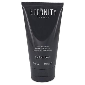 Eternity After Shave Balm By Calvin Klein 5 oz After Shave Balm