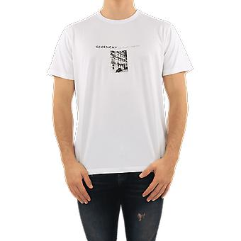 Givenchy T-Shirt White BM711M3002100 Top
