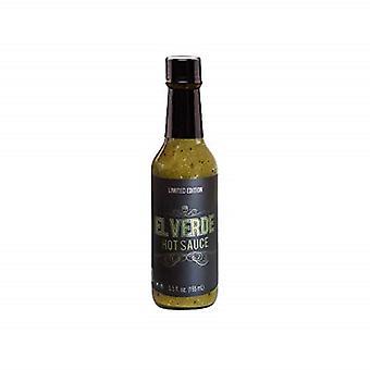 Ghost Scream El Verde Hot Sauce