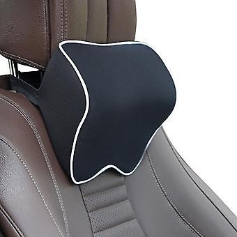 Carro enconha travesseiro travesseiro pescoço memória algodão auto carro pescoço pescoço descanso cabeça almofada