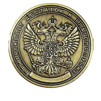 Kožené mincovní album Coin Album for Coins Pockets Žetony pamětní mince