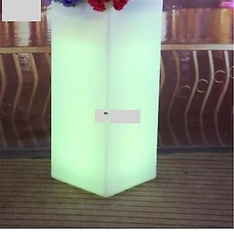 1pcs A Set 30*30*80cm Led Shining Random Color Table