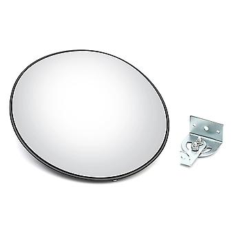 Wide Angle, Curved Convex, Security Road Mirror For Indoor Burglar