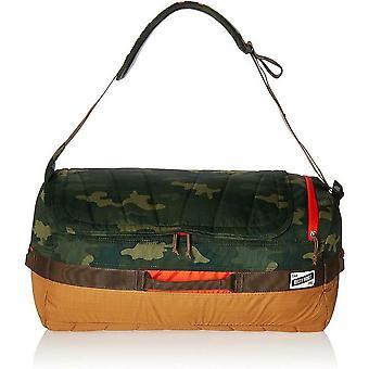 Kelty Duffel Bag 40 Litre Fully Padded Dodger Duffel Bag - Camo Green