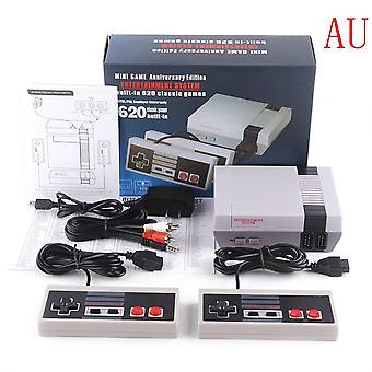 Mini tv portátil consola de juegos jugadores juego arcade retro portátil