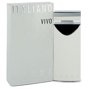Armaf Italiano Vivo Eau De Parfum Spray By Armaf 3.4 oz Eau De Parfum Spray