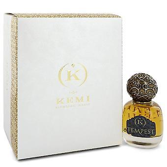 Kemi Tempest Extrait De Parfum Spray (Unisex) By Kemi Blending Magic 1.7 oz Extrait De Parfum Spray