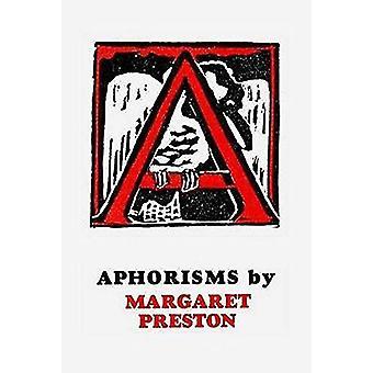 Aphorisms by Margaret Preston - 9781925706185 Book