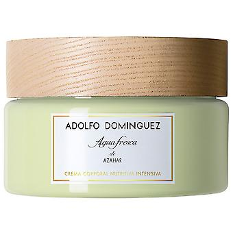 Adolfo Domínguez Crema Agua Fresca de Azahar 300 gr