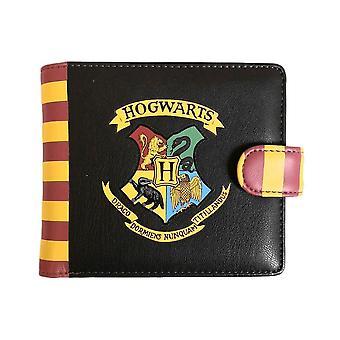 Harry Potter Poudlard Crest Portefeuille bi-pli