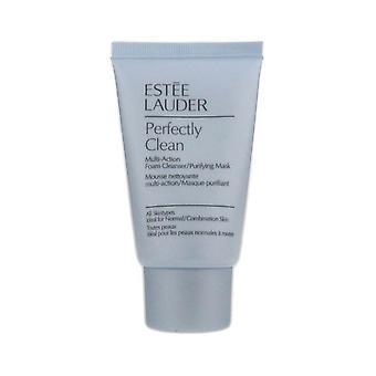 Estee Lauder Perfekt ren Multi-Action Foam Cleanser 1.0Oz / 30ml Unboxed