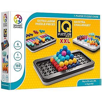 Wokex - IQ Puzzler Pro XXL, Kinderpuzzle, Logik, extra groes 3D-Puzzle, Smartgames, Spiele fr