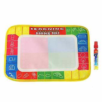 Magic doodle mat educational kids water drawing toys gift kt-25