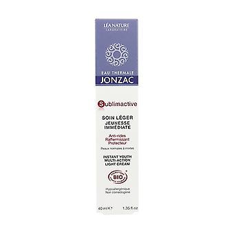 Sublimactive light multi-action anti-aging treatment 40 ml of cream