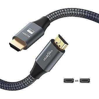 FengChun 4K HDMI-Kabel 10FT/3M, HighSpeed 18Gbps HDMI 2.0 Kabel, geflochtenes Kabel HDMI-Kabel