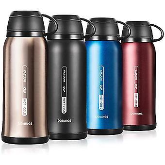 FengChun Yé JH Vakuum Isolierte Edelstahl Trinkflasche, Wasserflasche Doppelwandig BPA Frei, Mit