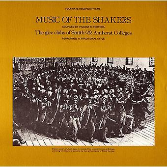 Music of the Shakers - Music of the Shakers [CD] USA import