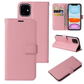 Flip folio leather case for samsung s5 pink pns-3572